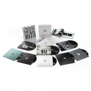 U2 All That You Cant Leave Behind Super Deluxe 11xVinyl Box Set